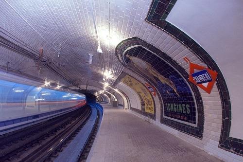 Chamberí station