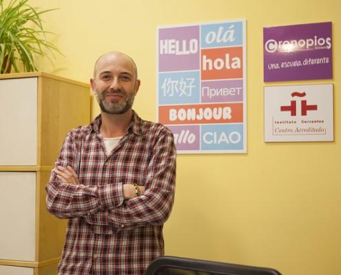 Pedro Sánchez. Cronopios Idiomas