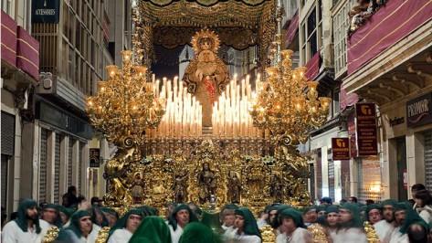 Easter processions, Malaga