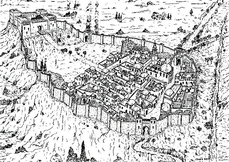 Madrid, 10th Century