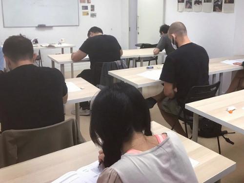 Examen CCSE para conseguir la nacionalidad española